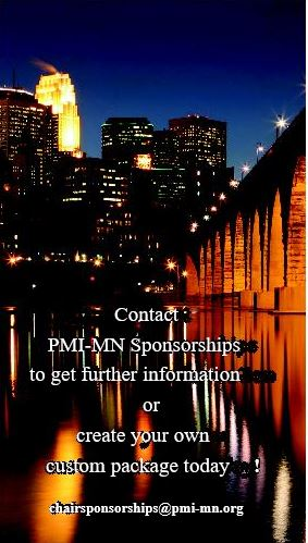 Project Management Insitute Minnesota Chapter Sponsorship Opportunities